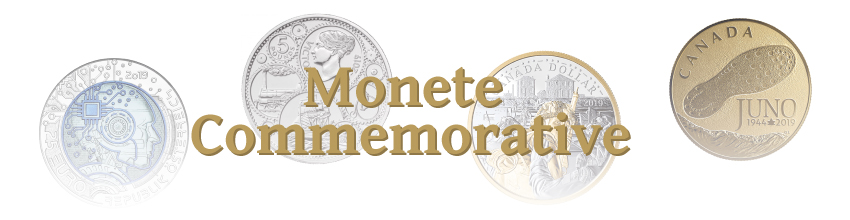 Monete commemorative