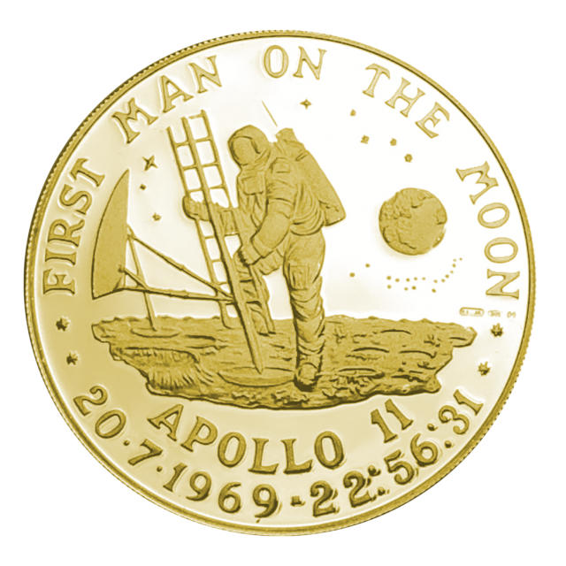 Apollo 11 - Conquista della Luna - Intercoins