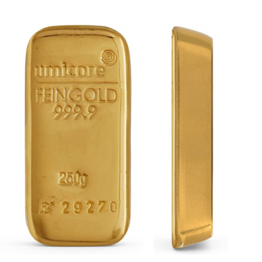 Umicore gold bar - Intercoin S.p.A.