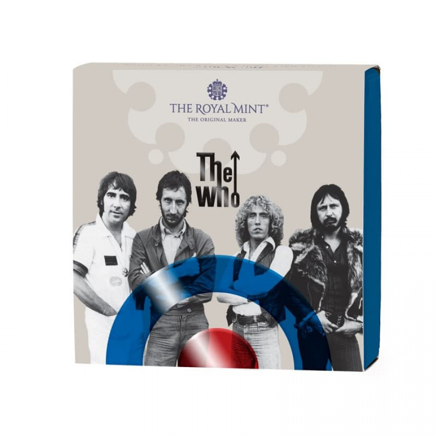 the who music legend